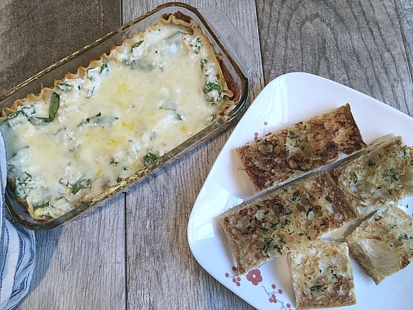 How to make Lasagna for just Two